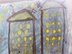 Нестеренко Аня (рук. Иноземцева Светлана Геннадьевна) - Ночной город
