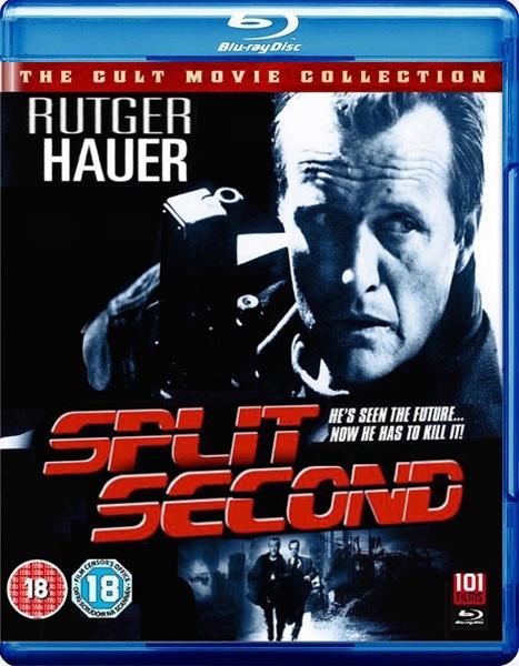 Считанные секунды / Split Second (1992/BDRip/HDRip)