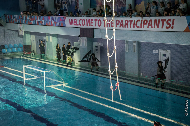 Water Polo Cup 2017 - Открытие