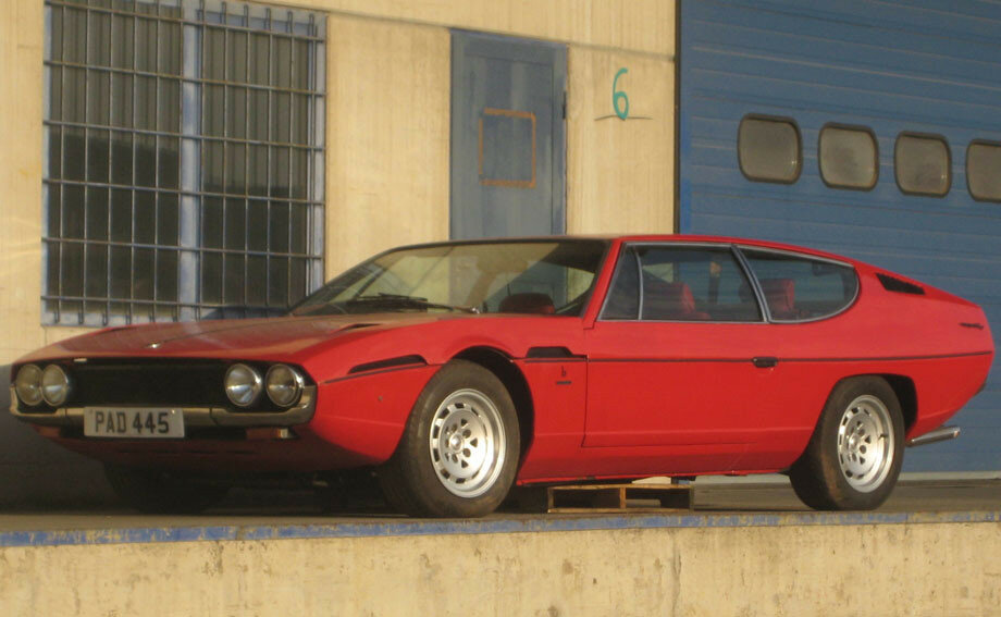 Lamborghini Espada once owned by Paul Mccartney.jpg