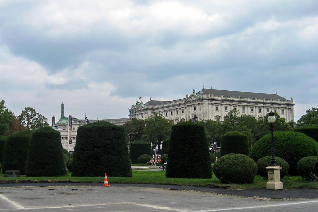Вена 2008