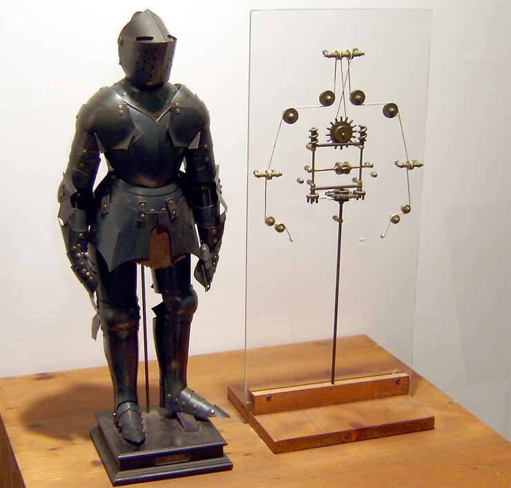 Десять самых великих и удивительных изобретений Леонардо да Винчи