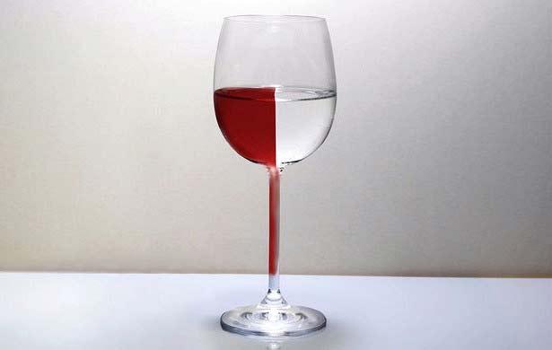 делить вино на мужское и женское