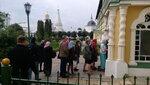 Слушатели приходских и епархиальных Богословских курсов посетили Троице-Сергиеву лавру и Московскую духовную академию, познакомились с историей и современной жизнью старейшего учебного заведения России, пообщались с аспирантами и преподавателями МДА