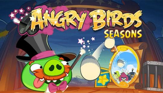 Angry Birds: Seasons | Злые Птицы: Сезоны