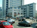 Остановка общественного транспорта у Каскада