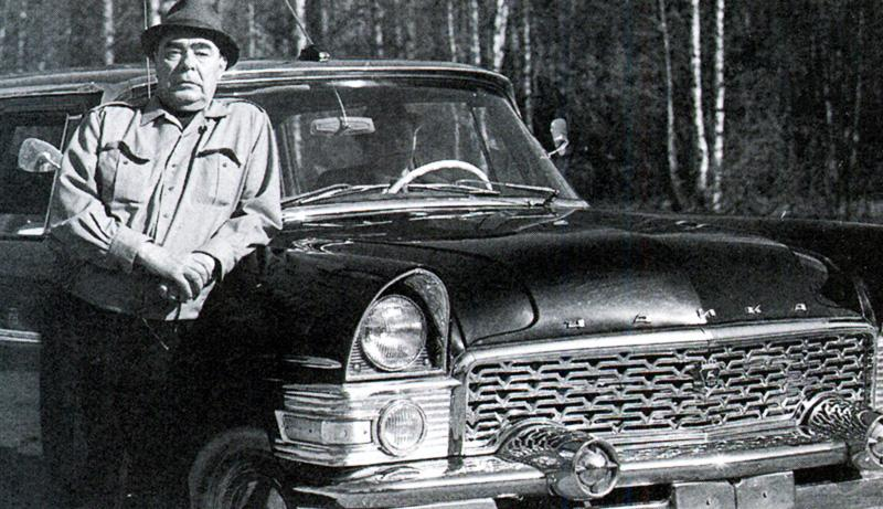 Формально многие автомобили из коллекции принадлежали не лично Брежневу, а аппарату ЦК, но делались