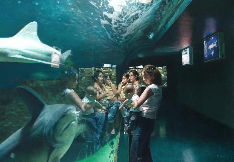 Невозможное возможно: гиперреалистичные картины Элоя Моралиса