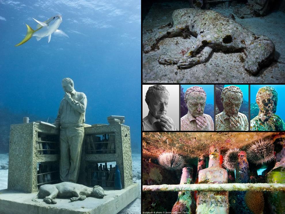 Видео с проектом «Безмолвная эволюция», 2011 год:     Ворота Мемориал Нептуна в Май