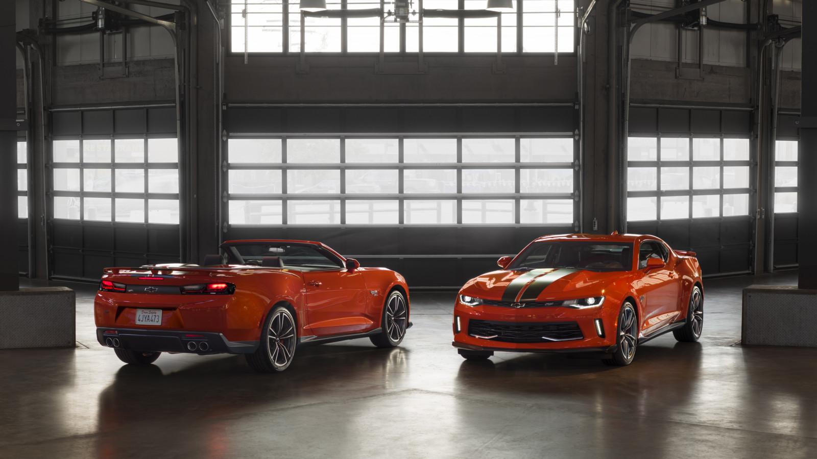 Chevrolet оформил Camaro под игрушку (7 фото)