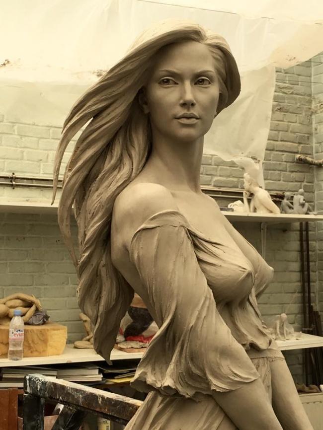 Посмотрите наэти прекрасные скульптуры. Кажется, они вот-вот оживут (12 фото)