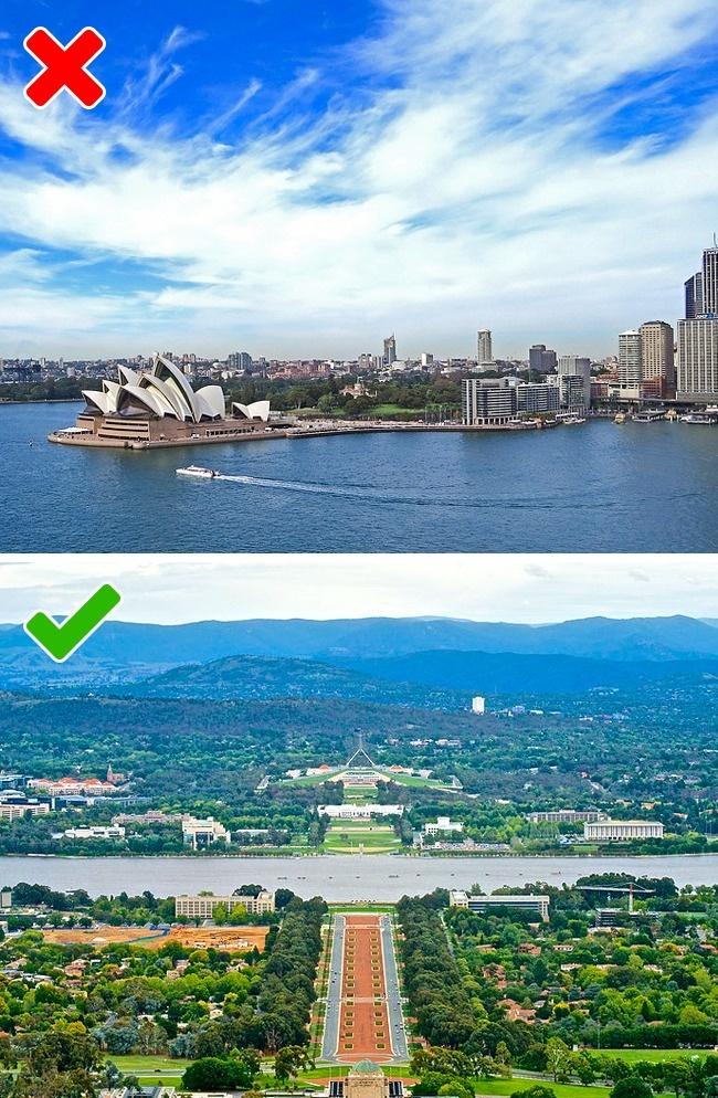 Крупные города Австралии всех сбивают с толку, и с ходу назвать столицу страны сможет не каждый. Сид