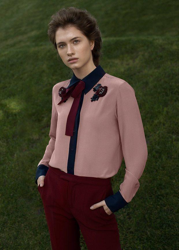 Shirt: Markus Lupfer Trousers: Zara