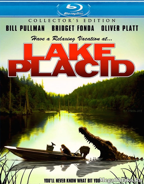 Лэйк Плэсид: Озеро страха / Lake Placid (1999/BDRip/HDRip)