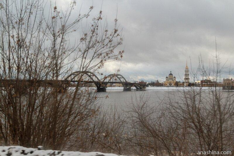 Панорама Рыбинска