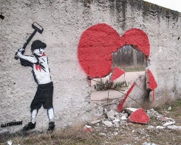 Street Art - Sharik - Simferopol