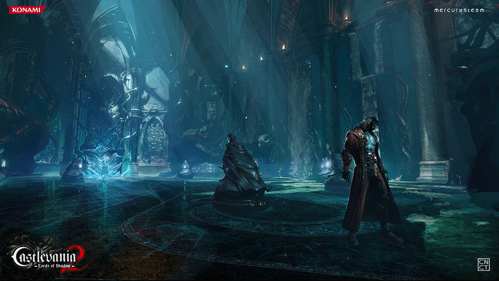 Castlevania: Lords of Shadow 2 Concept Art by Carlos NCT (14 pics)