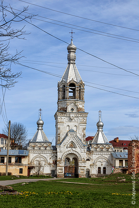 Десятинный монастырь Великий Новгород