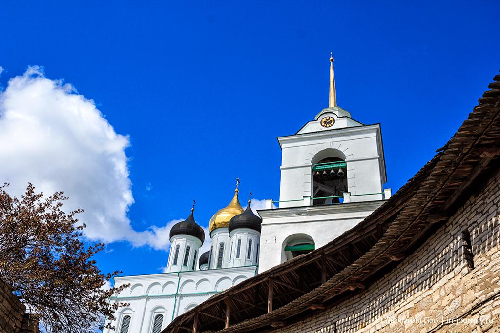 троицкий собор псковский кремль