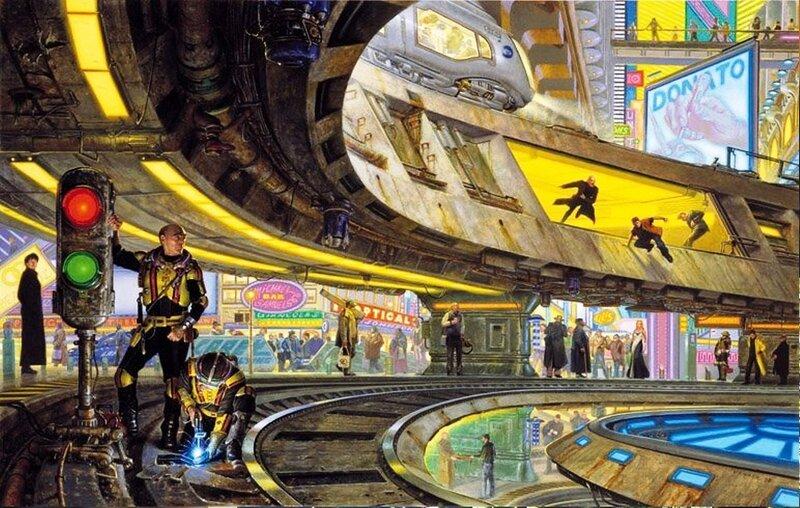 Картина Донато Джанкола (Donato Giancola) американского художника-иллюстратора жанра научной фантастики и фэнтези (78).jpg