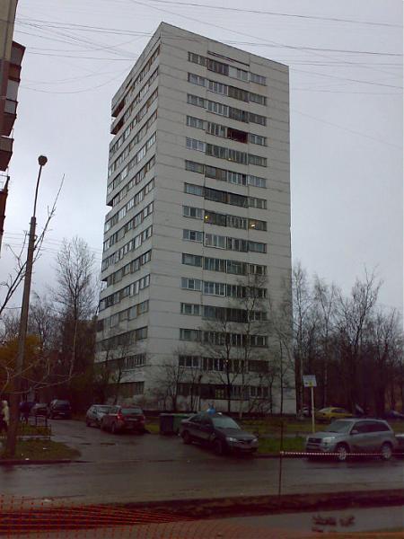 Поэтический бульвар 19к1