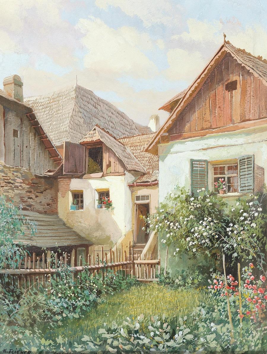 Houses in Weißenkirchen.Jpeg