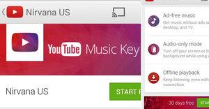 YouTube открывает платный сервис Music Key