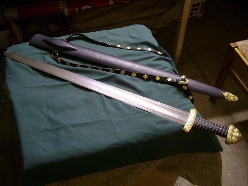 Фото русских мечи