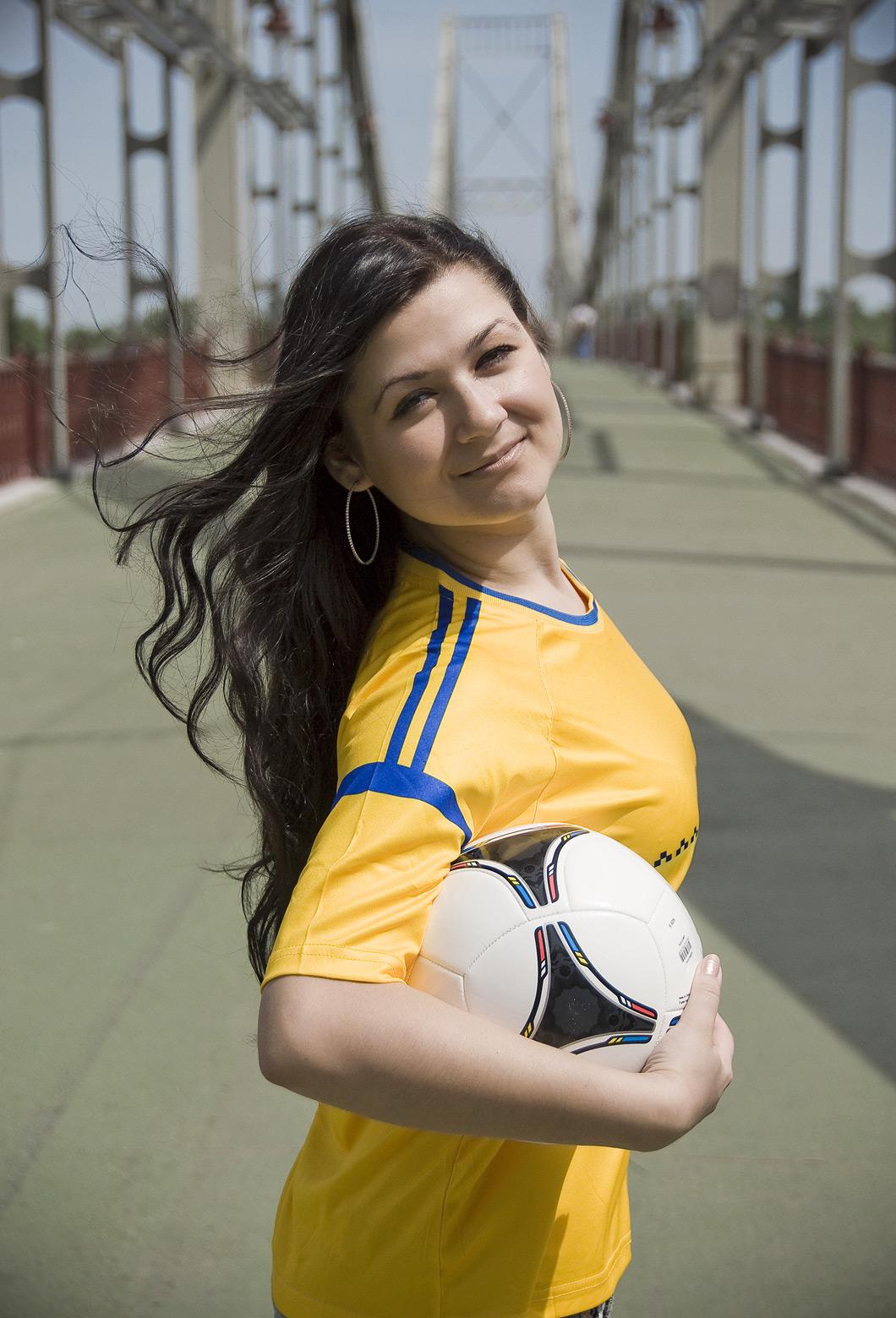 Симпатичные девушки фанатки спартака фото 12 фотография