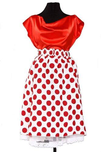 Женский карнавальный костюм Стиляжный костюм