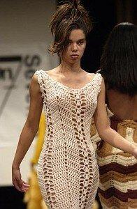 Африканские страсти от Shanks-платье цвета крем-брюле Наши воплощения