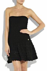 Платье от Кавалли - корсет для узкой талии!