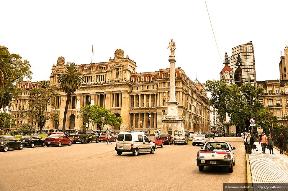 0 3a85c3 3ebee06a orig День 414. По другую сторону от Микросентро в Буэнос Айресе