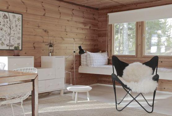 Необычные частные дома в финляндии