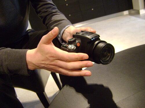 Фотоаппарат Leica V-LUX 3
