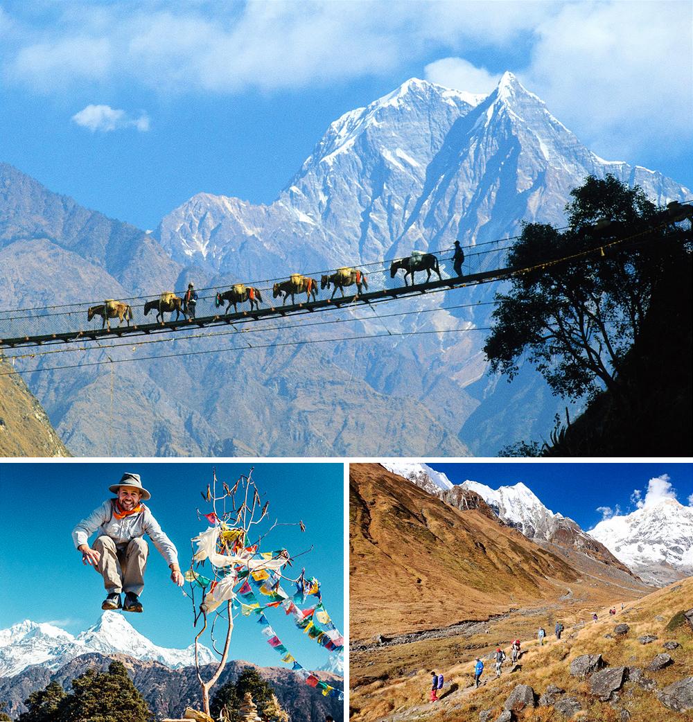 Изэтого путешествия вокруг горного массива Аннапурна еще никто невозвращался прежним. Непал— это