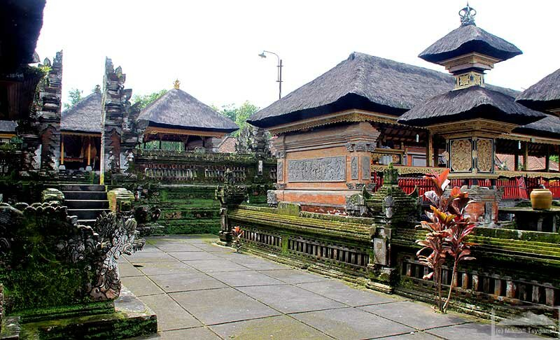 Храм Сакенан