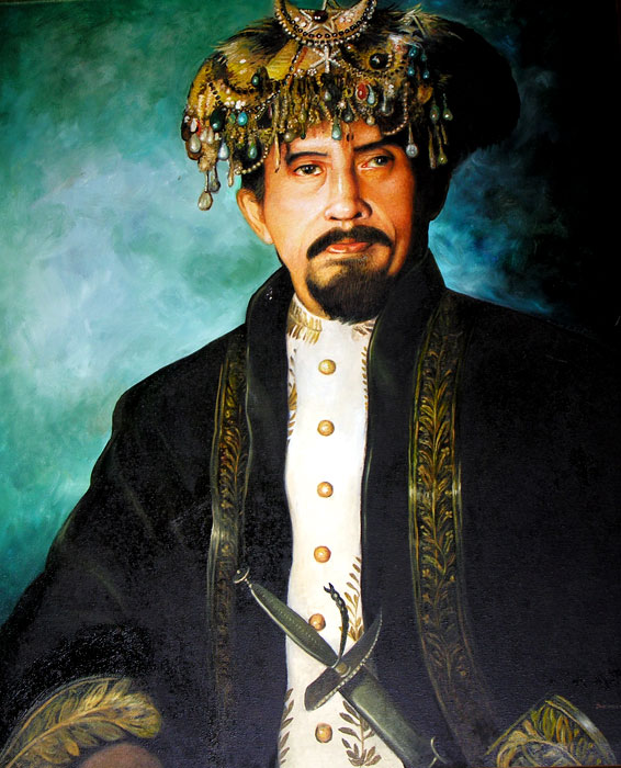 Хайрун - султан Тернате