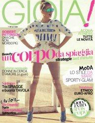 Журнал Gioia! - 19 Luglio 2014