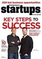 Журнал Entrepreneur's StartUps (spring), 2012 / US
