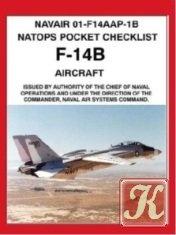 Книга NATOPS Pocket Checklist F-14B Aircraft