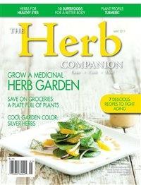 Журнал Herb Companion №5 (май 2011) / US