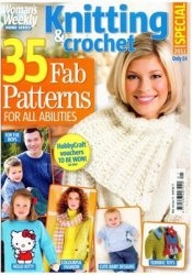 Woman's Weekly Knitting & Crochet Special - January 2011