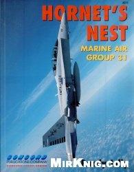 Книга Concord Publications 3011 Hornets Nest Marine Air Group 31