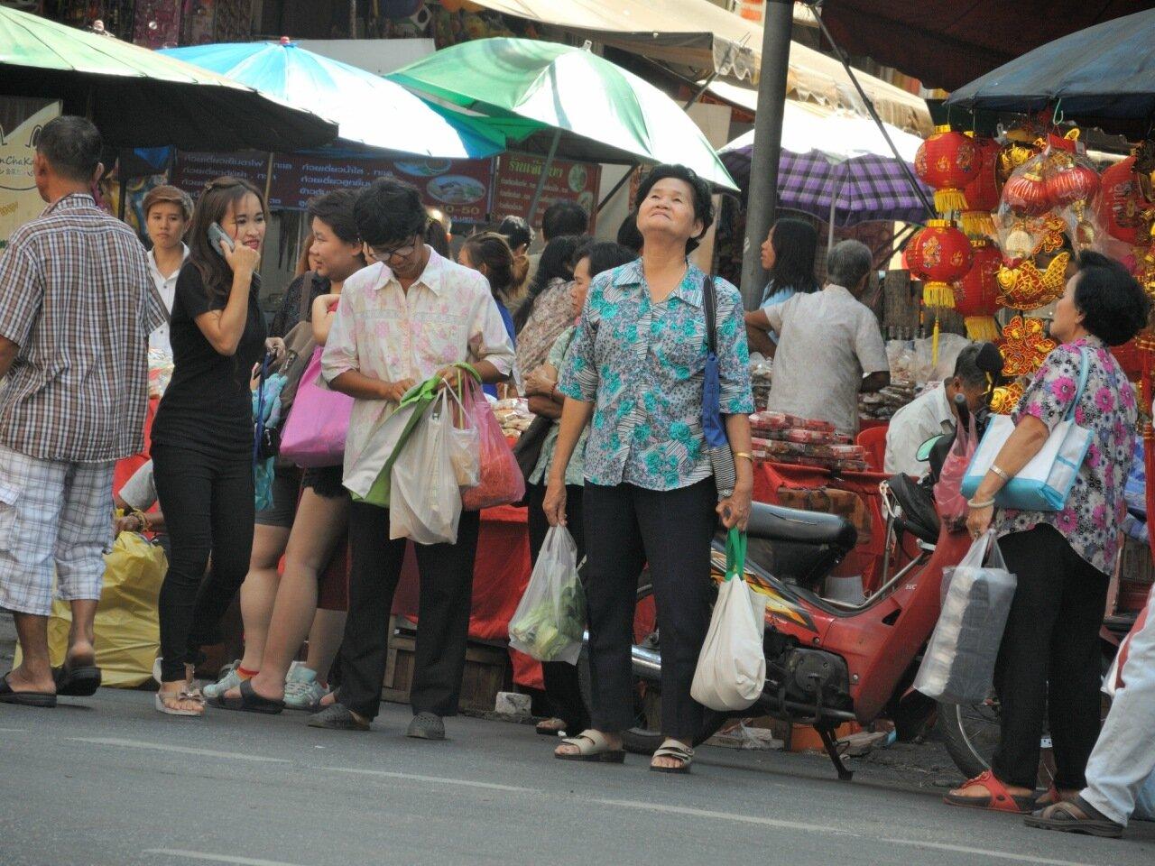 Чайнатаун, Бангкок
