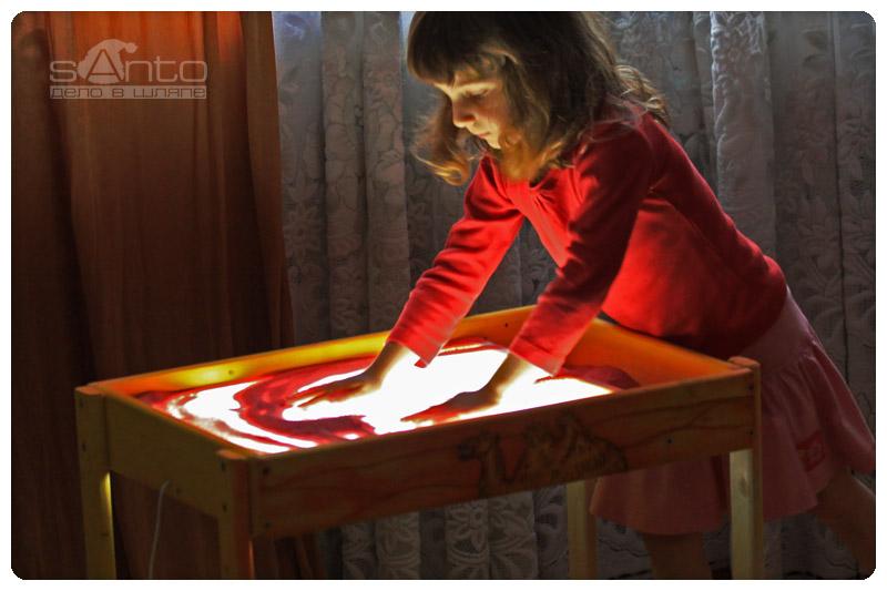 стол для детей своими руками