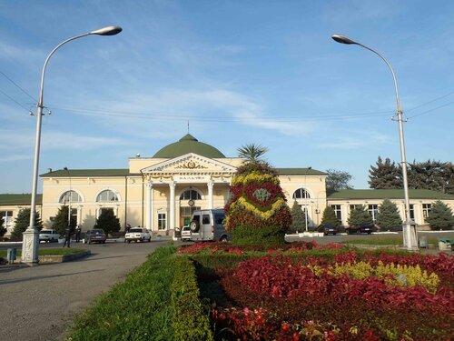 ж.д.ворота Нальчика