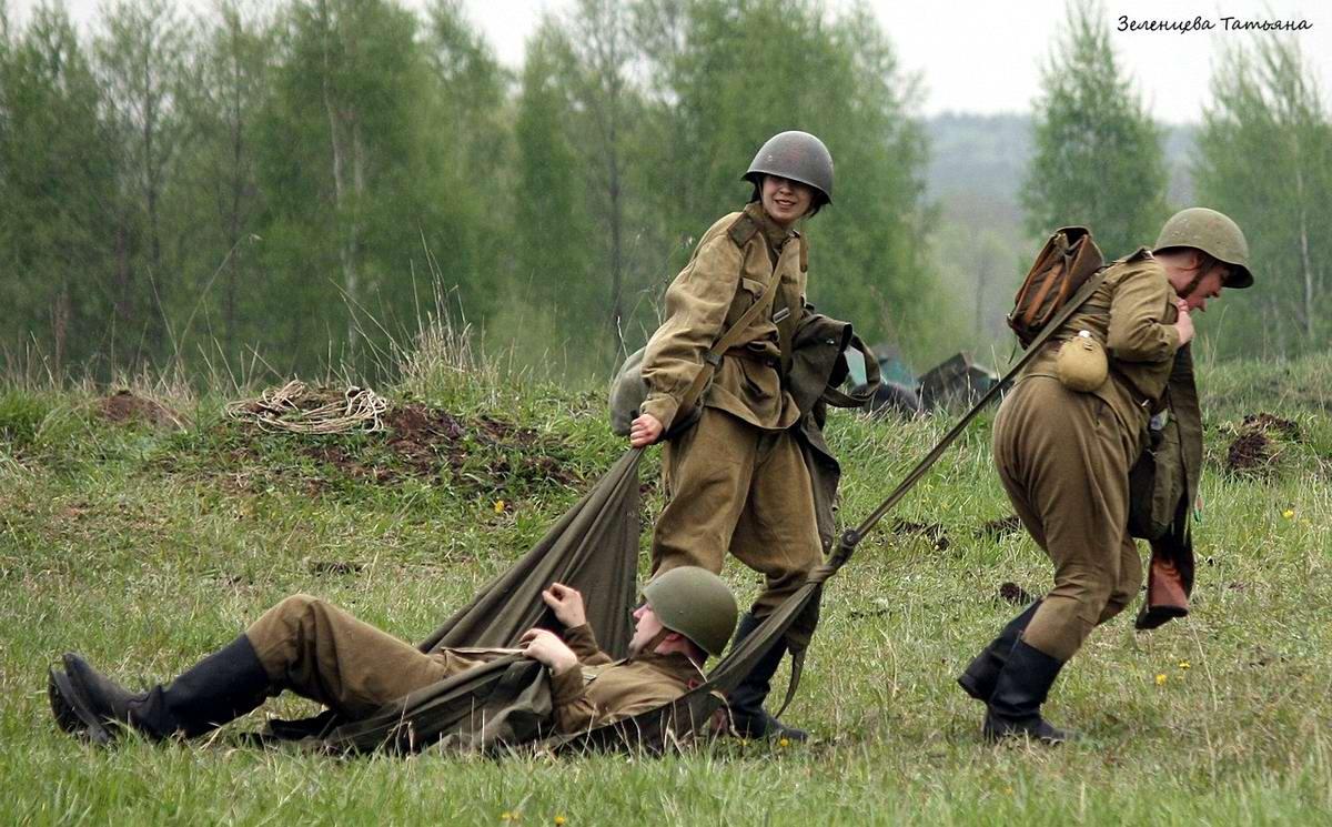Забавные моменты из жизни военных реконструкторов (101)