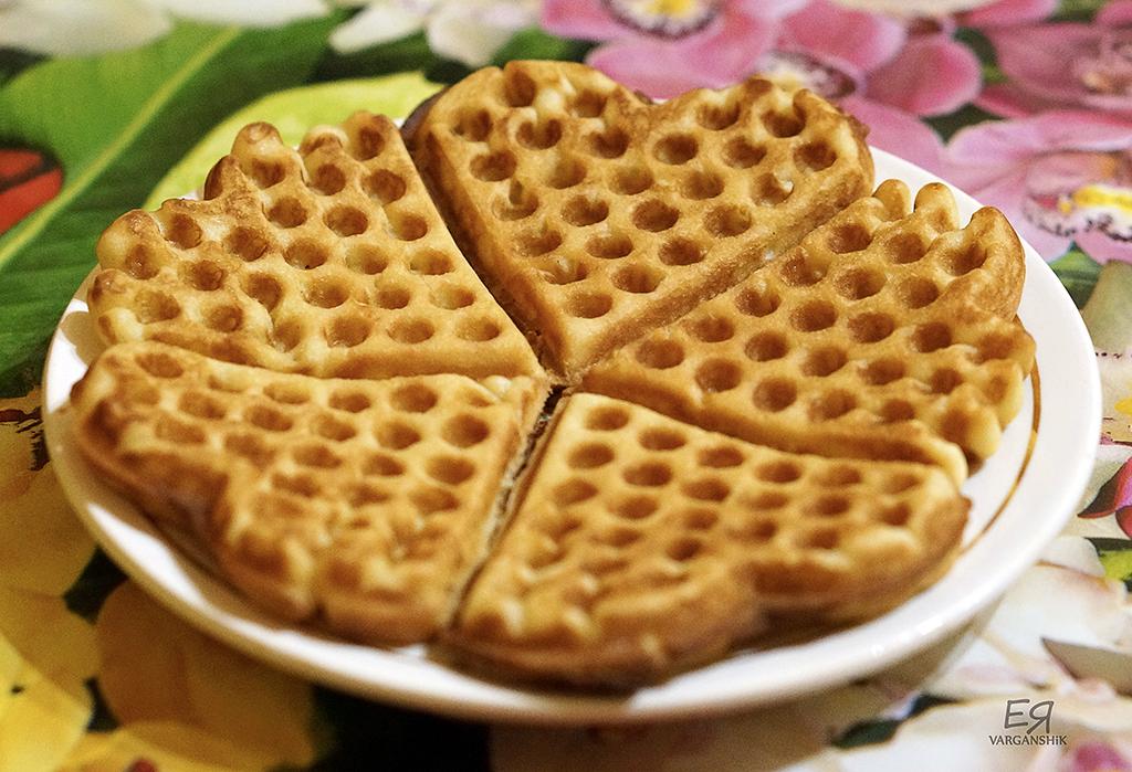Рецепт от Варганчика Печеньки сердечки