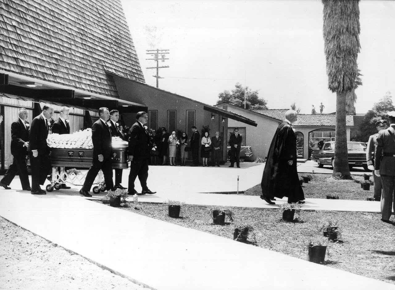 Monroe's Funeral